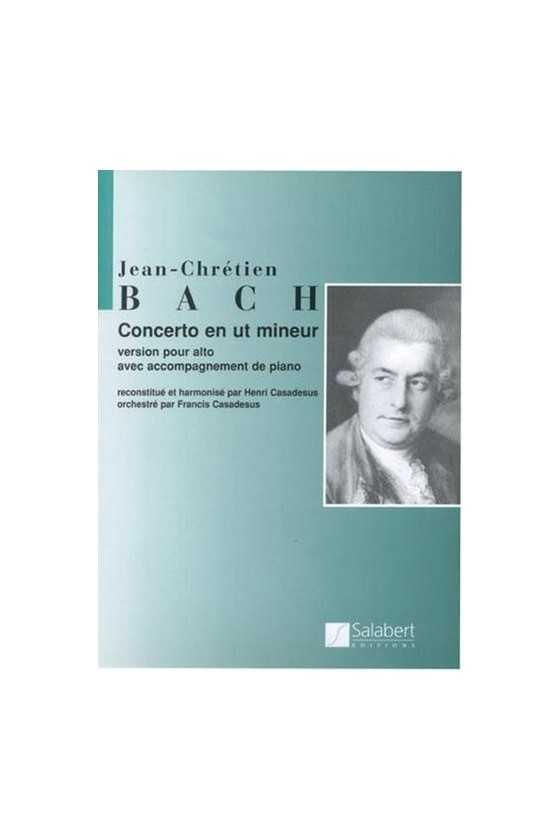 J.C Bach, Viola Concerto in...