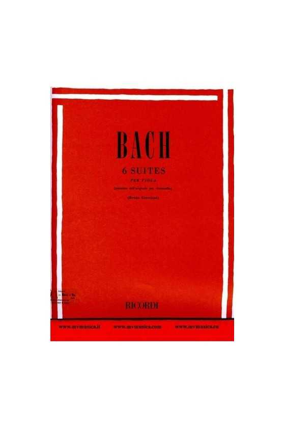 Bach 6 Suites For Cello...