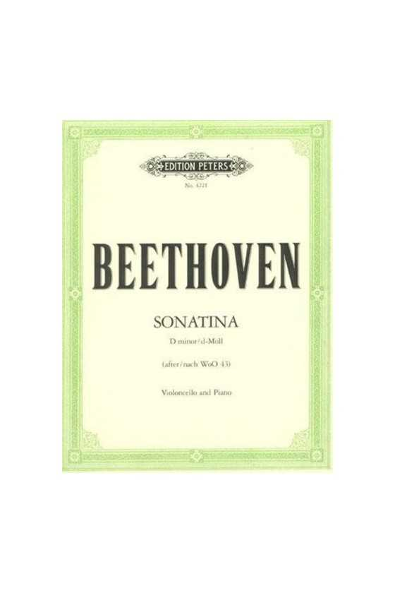 Beethoven, Cello Sonatina...
