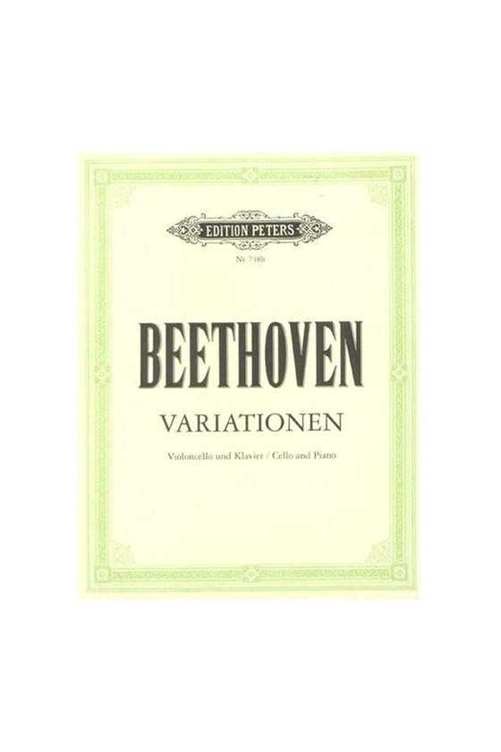 Beethoven, Variations For...