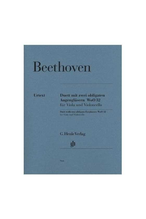 Beethoven Duet 'with 2...