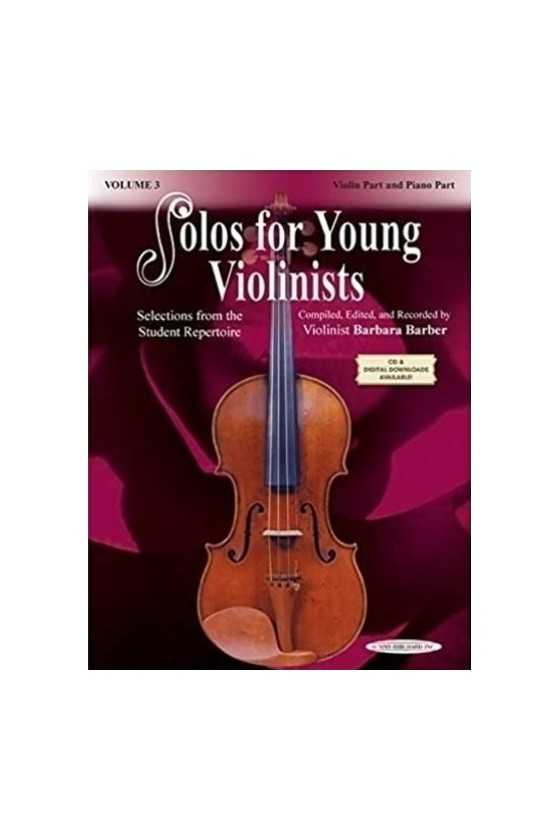Solos For Young Violinists...