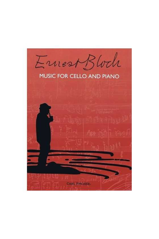 Bloch Music For Cello And...