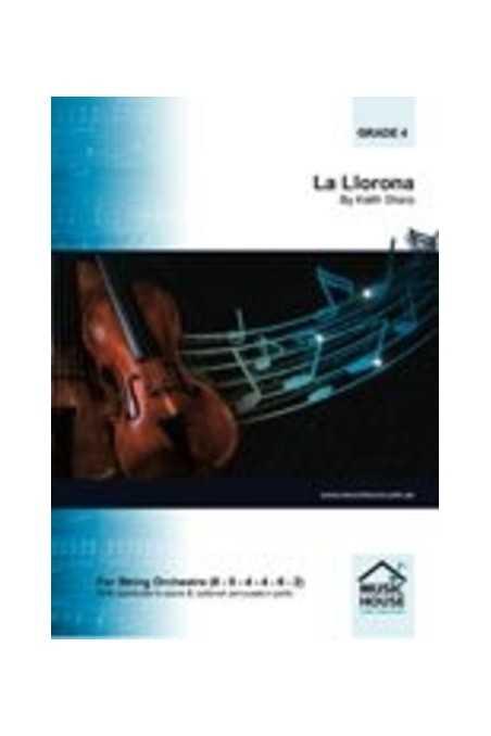 Sharp, La Llarona For String Orchestra