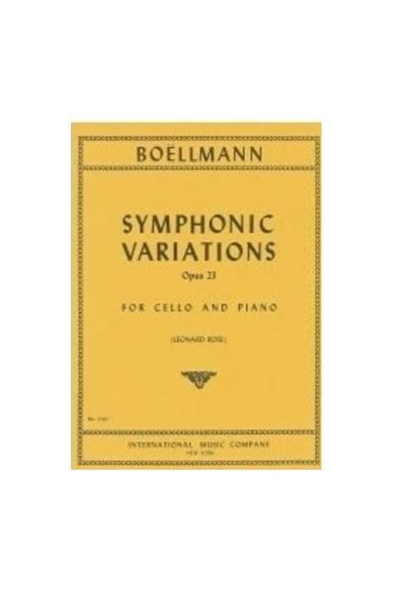 Boellmann, Symphonic...