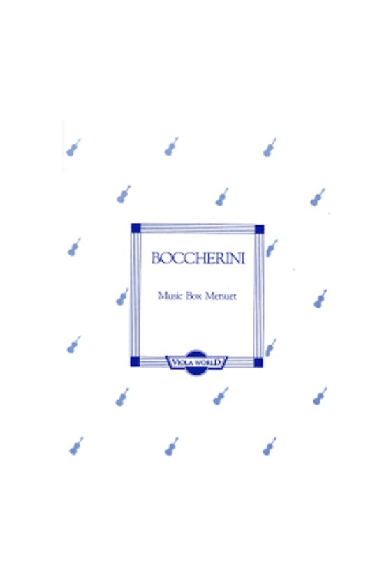 Boccherini, Music Box...