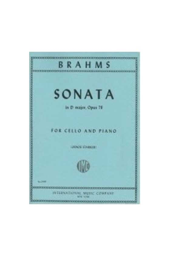 Brahms, Sonata In D For...