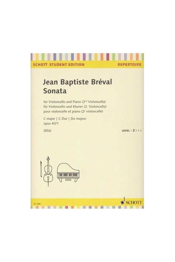 Breval, Sonata No.1 Op40 in...