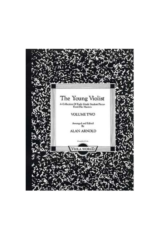 The Young Violist Volume...