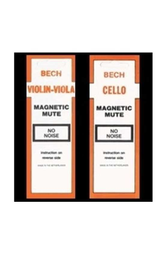 Bech Magnetic Mute for Cello