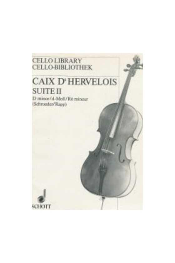 Caix D'Hervelois, Suite No...