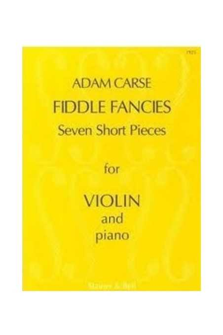 Carse, Fiddle Fancies- Seven Short Pieces For Violin And Piano