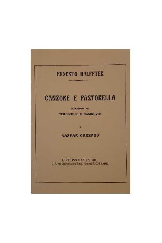 Cassado, Canzone e...