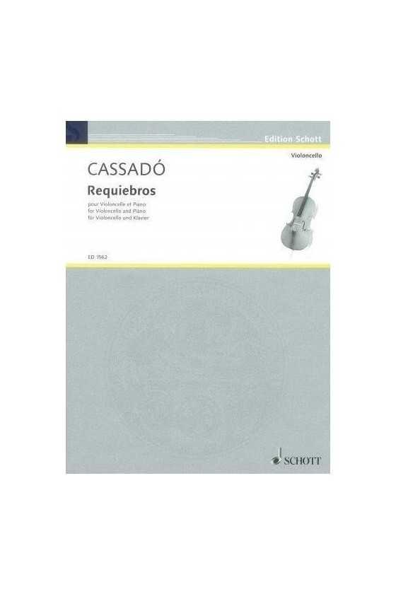 Cassado, Requiebros for...