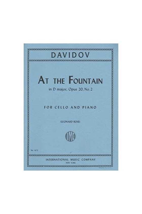 Davidoff, 'At the Fountain'...