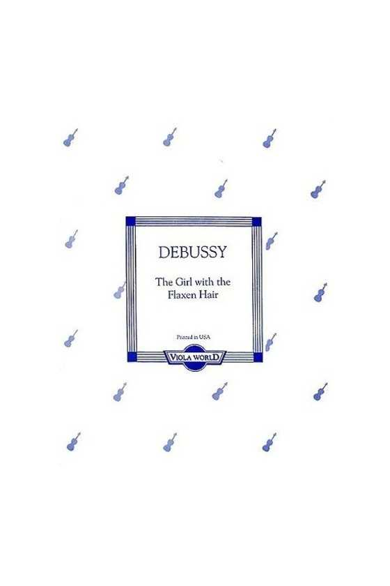 Debussy, The Girl With The...