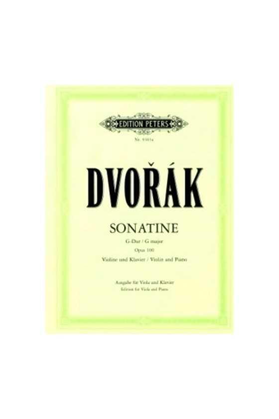 Dvorak, Sonatine for Viola...