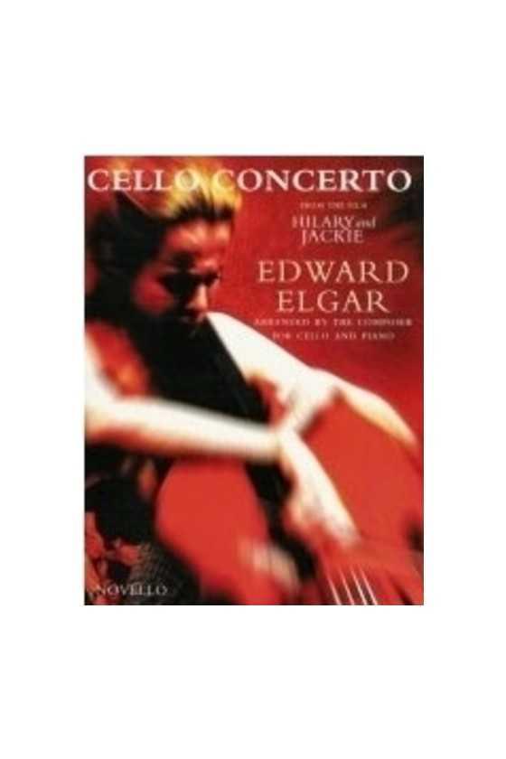 Elgar, Cello Concerto -...