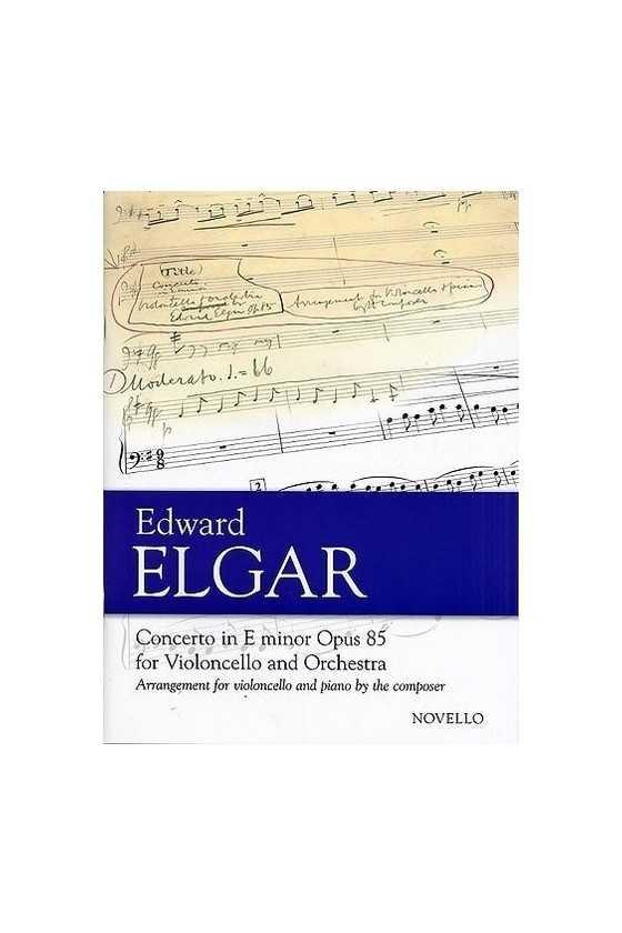 Elgar, Cello Concerto Op....