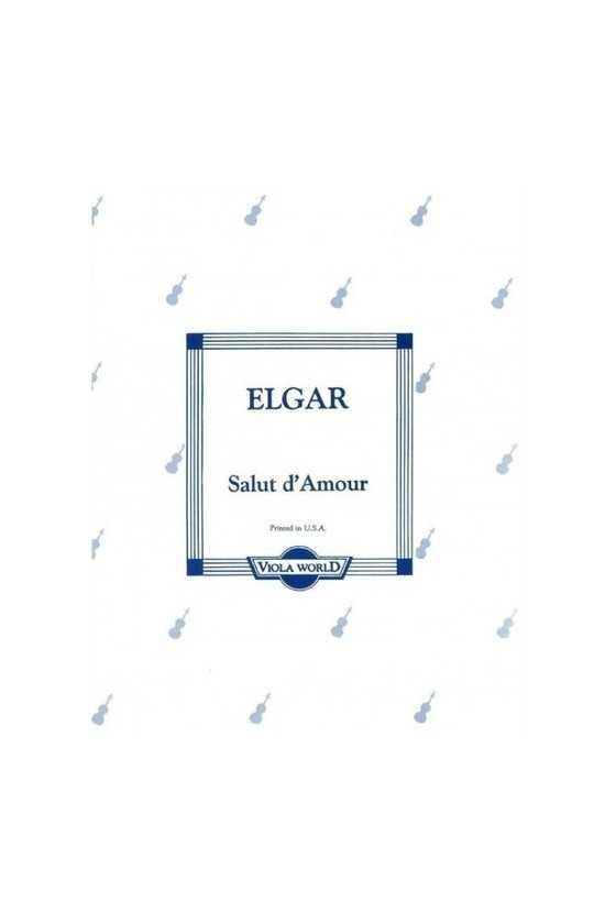 Elgar Salut D'Amour (Viola...