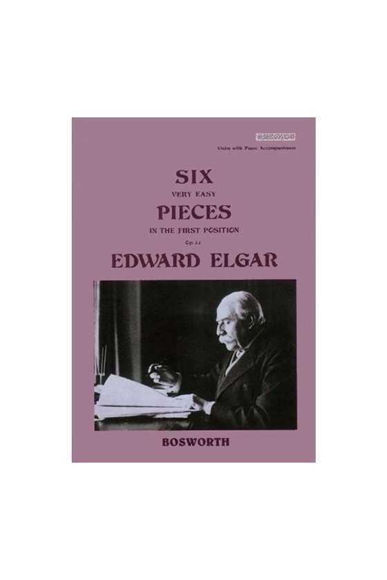 Elgar, Six Very Easy Pieces...