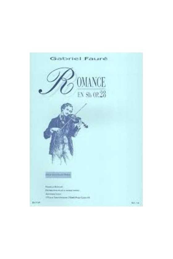 Faure, Romance For Violin &...