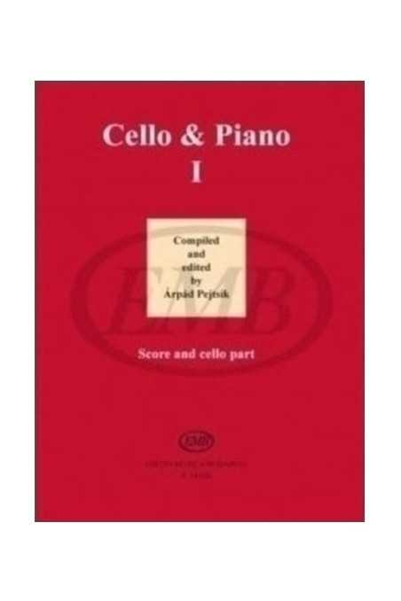 Cello & Piano I Compiled By Pejtsik (EMB)