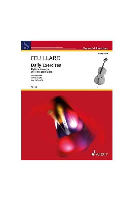 Feuillard, Daily Exercises...