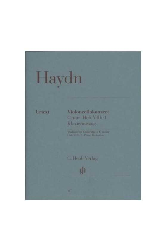Haydn- Cello Concerto in C...