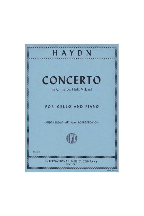 Haydn Concerto in C Major...