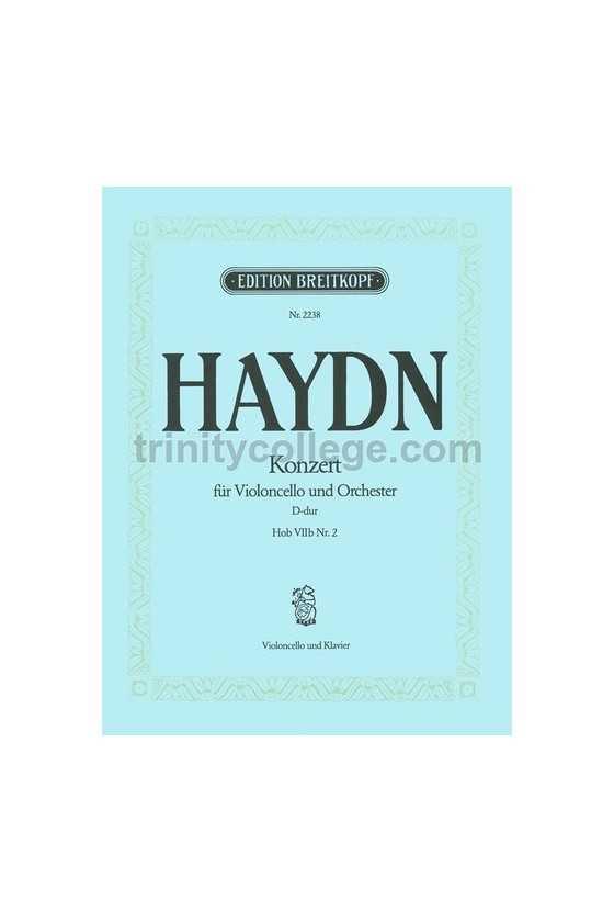 Haydn, Cello Concerto in D...