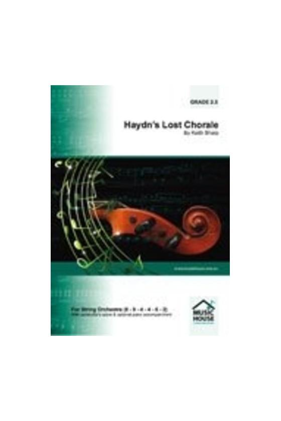 Sharp, Haydn's Lost Chorale...