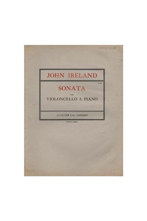 Ireland, Sonata for Cello...