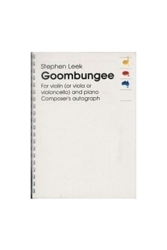 Leek, Goombungee For Violin