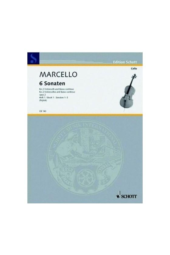 Marcello, 2 Sonatas in G...