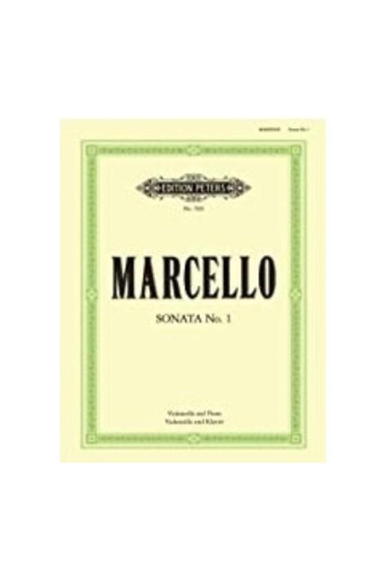 Marcello, Cello Sonata No 1...