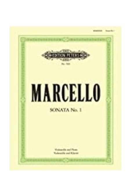 Marcello, Cello Sonata No 1 (IMC)