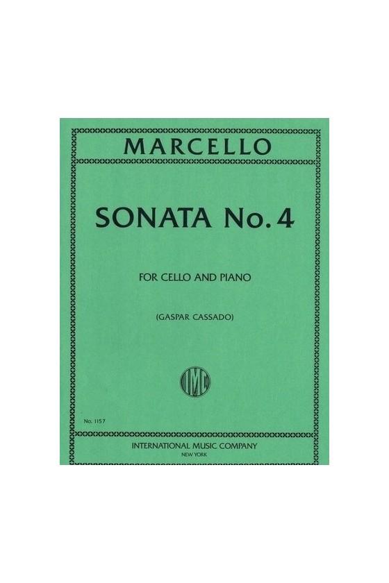 Marcello, Sonata No. 4 for...