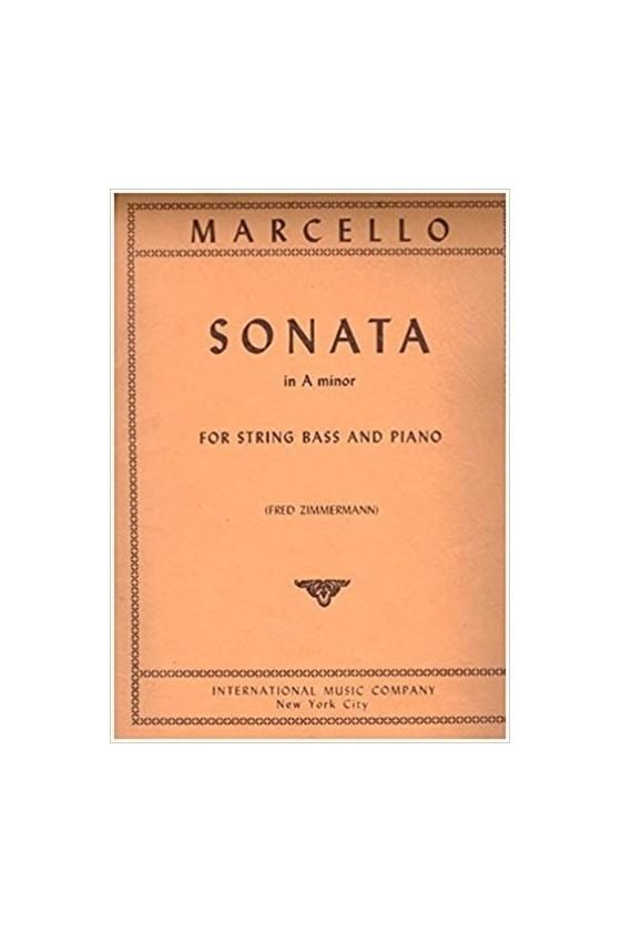 Marcello, Sonata in A Minor...