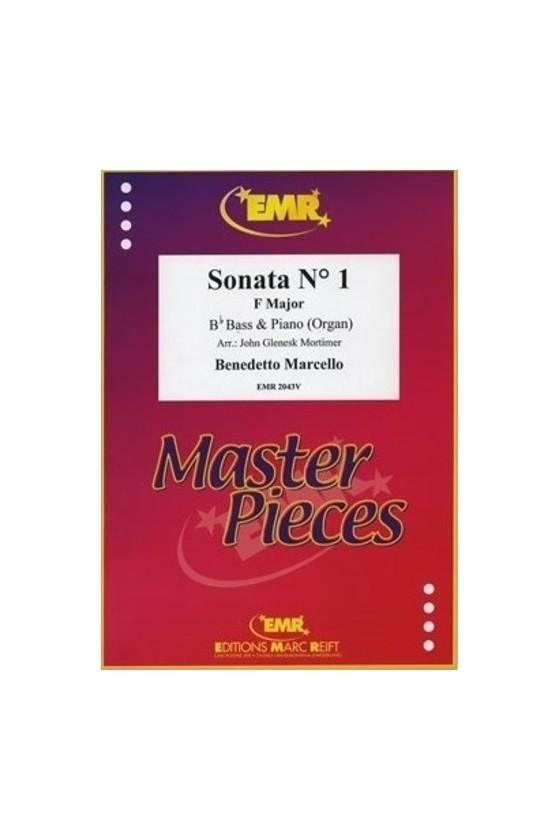 Marcello, Sonata in F major...