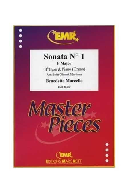 Marcello, Sonata In F Major For Bass And Piano (IMC)