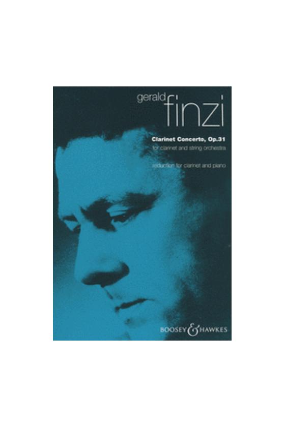 Violin Concerto By Finzi...