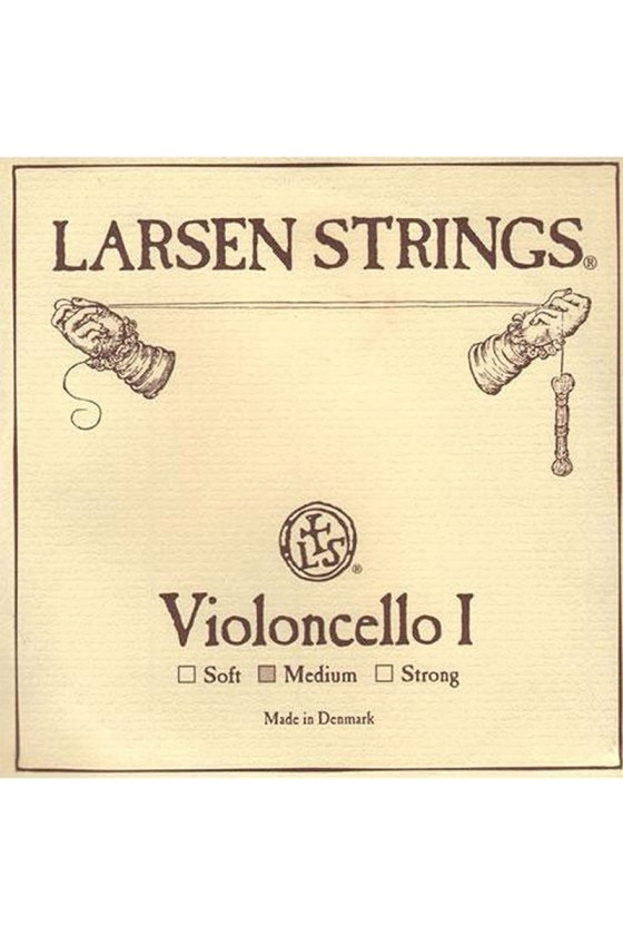 1/4 Larsen Cello Strings Set