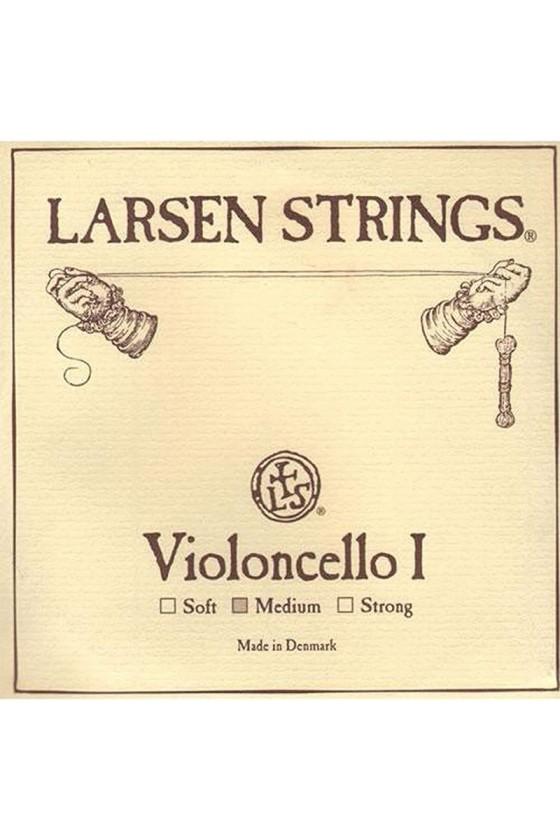 1/4 Larsen Cello Strings Set