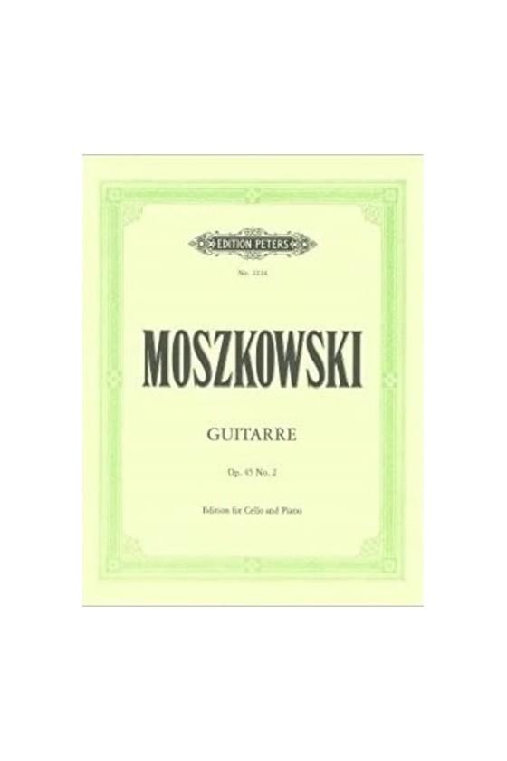 Moszkowski, Guitarre Op.45...