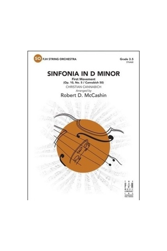 Sinfonia in D Minor First...