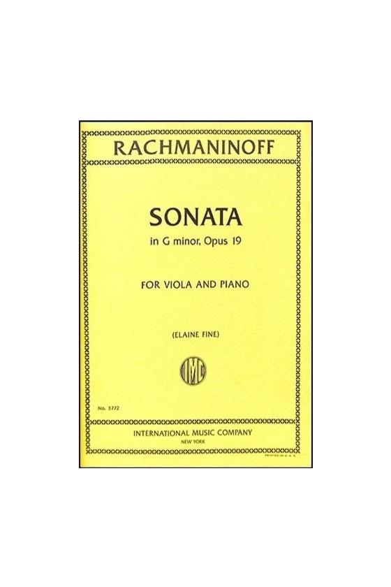 Rachmaninoff, Vocalise Opus...