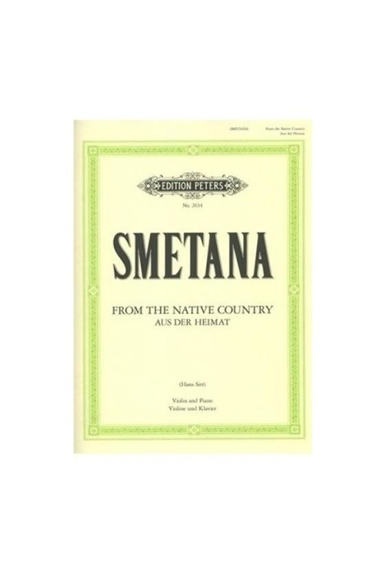 Smetana Aus Der Heimat...