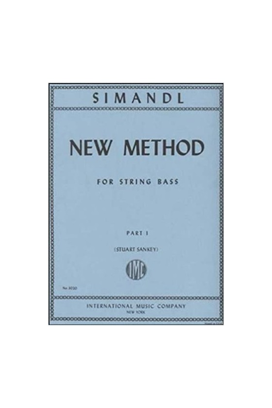 Simandl, New Method Part 1...