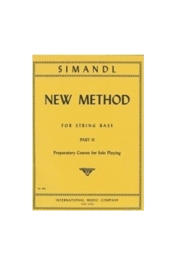 Simandl, New Method Part 2...